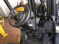 CATERPILLAR LIFT TRUCKS CARRELLI ELEVATORI A FORCHE GP25N equipment  photo 10