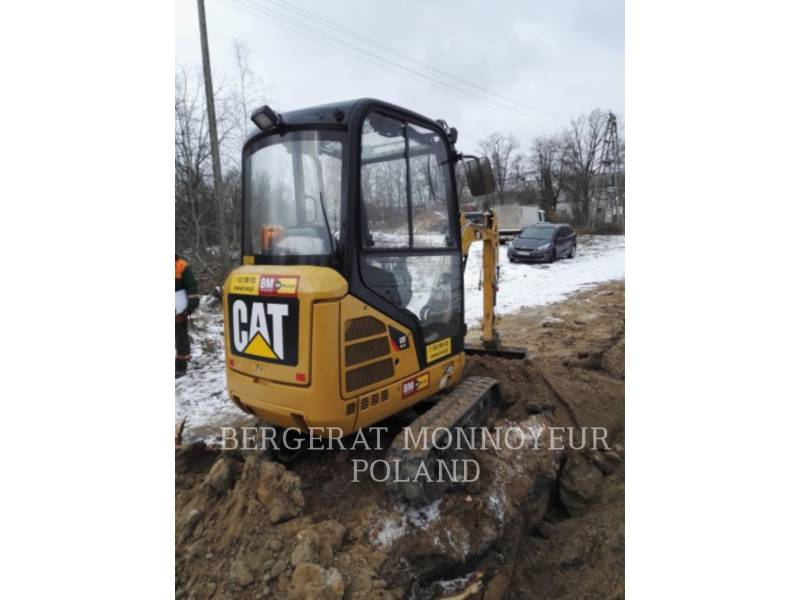 CATERPILLAR PELLES SUR CHAINES 301.7 D equipment  photo 4