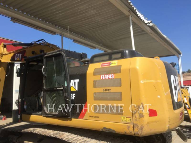 Caterpillar EXCAVATOARE PE ŞENILE 323F equipment  photo 4