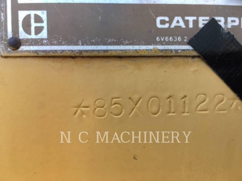 CATERPILLAR RADDOZER 824C equipment  photo 10