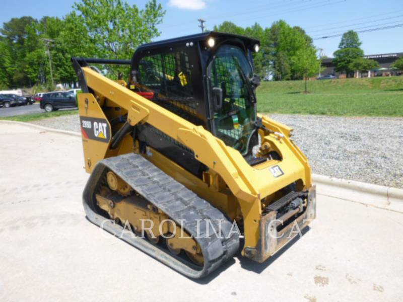 CATERPILLAR TRACK LOADERS 289D CB equipment  photo 3