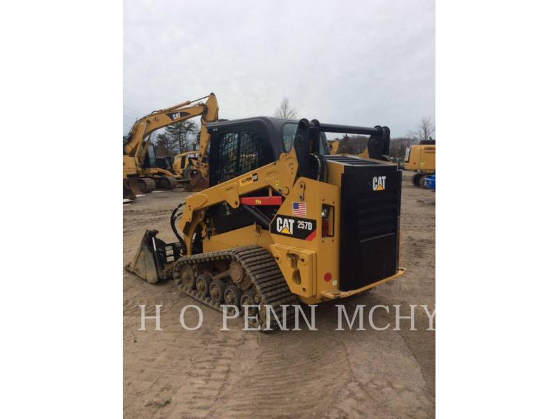 CATERPILLAR MULTI TERRAIN LOADERS 257 D equipment  photo 1