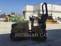 CATERPILLAR TANDEMVIBRATIONSWALZE, ASPHALT CB24 equipment  photo 5