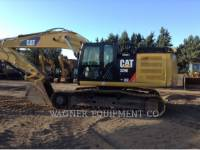 CATERPILLAR KETTEN-HYDRAULIKBAGGER 329EL TC equipment  photo 3