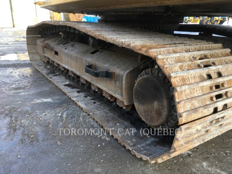 CATERPILLAR TRACK EXCAVATORS 345DLVG equipment  photo 5