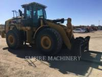 CATERPILLAR PALE GOMMATE/PALE GOMMATE MULTIUSO 966M equipment  photo 1