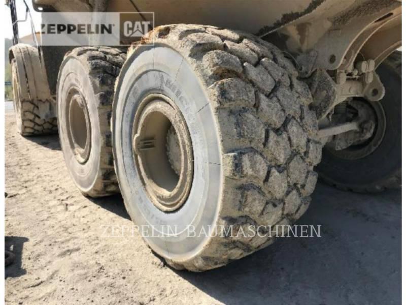 CATERPILLAR DUMPER ARTICOLATI 745C equipment  photo 11