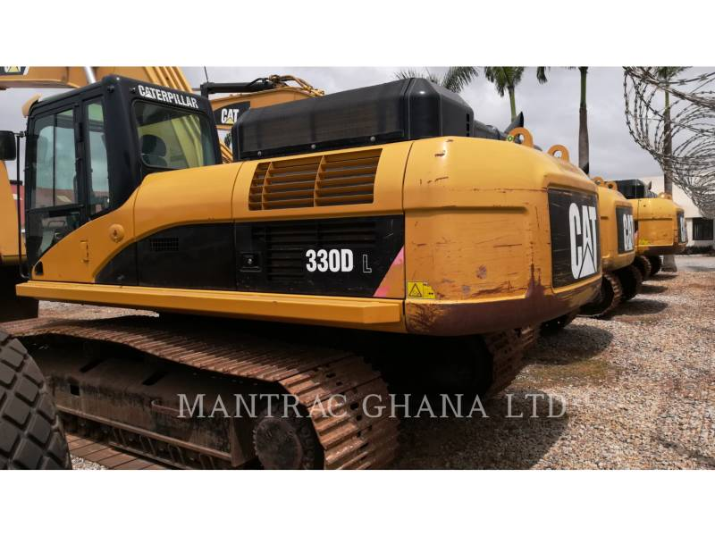 CATERPILLAR TRACK EXCAVATORS 330 D L equipment  photo 1