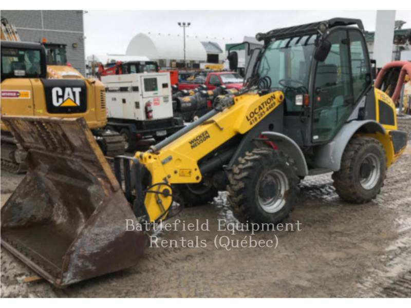 NEUSON W WHEEL LOADERS/INTEGRATED TOOLCARRIERS 750T equipment  photo 1