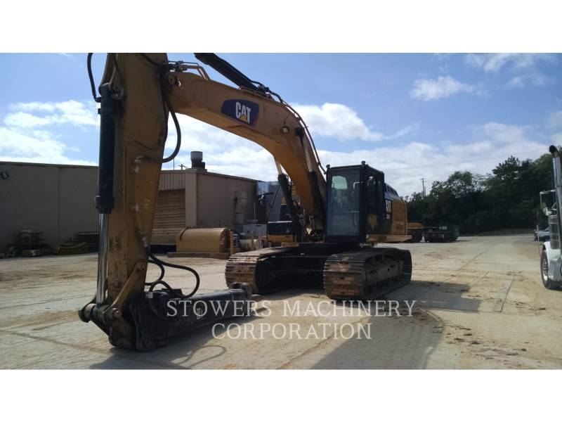 CATERPILLAR EXCAVADORAS DE CADENAS 336EL HAM equipment  photo 1