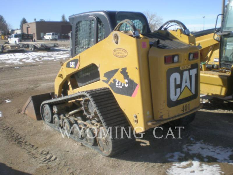CATERPILLAR CHARGEURS COMPACTS RIGIDES 277C equipment  photo 4