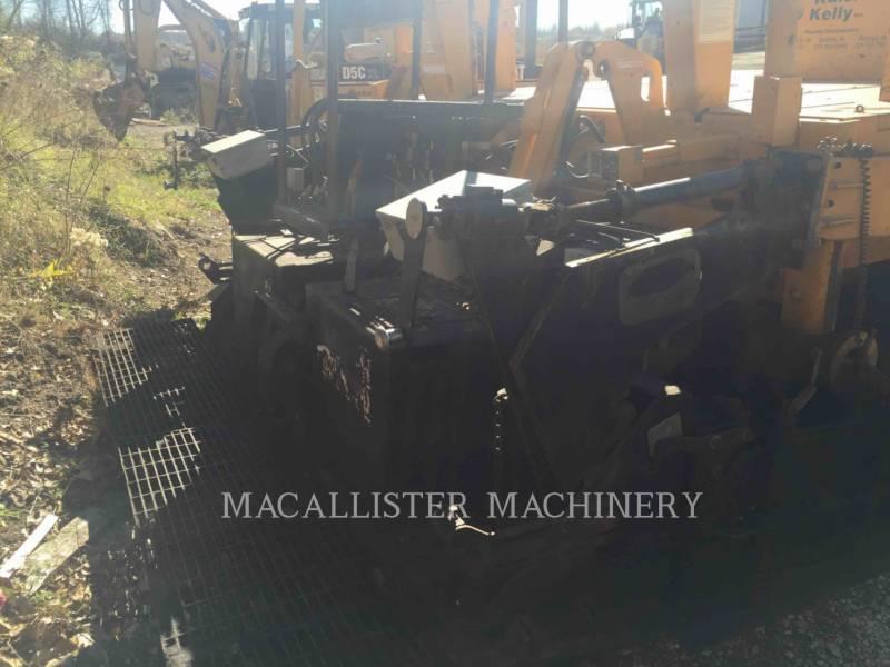 BLAW KNOX / INGERSOLL-RAND ASPHALT PAVERS PF5510 equipment  photo 5