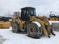 Equipment photo CATERPILLAR 966G II WHEEL LOADERS/INTEGRATED TOOLCARRIERS 1