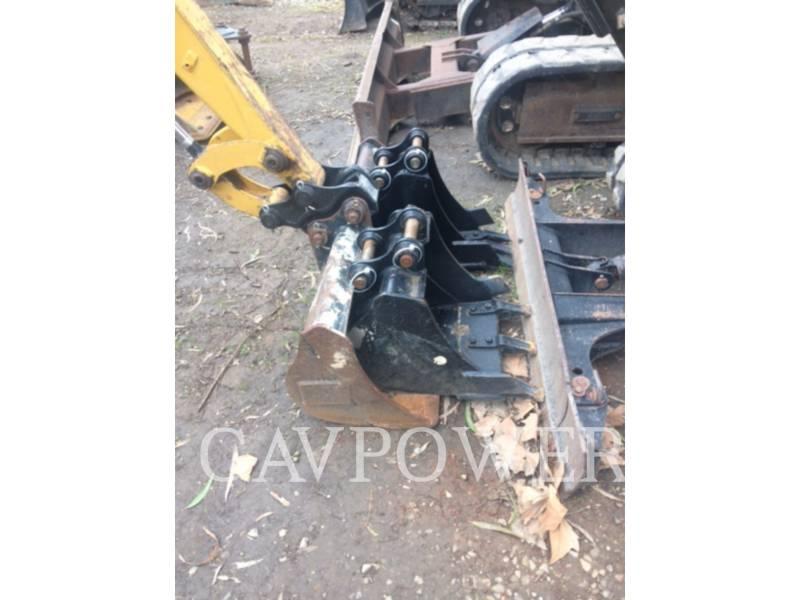 CATERPILLAR KETTEN-HYDRAULIKBAGGER 301.7D equipment  photo 9
