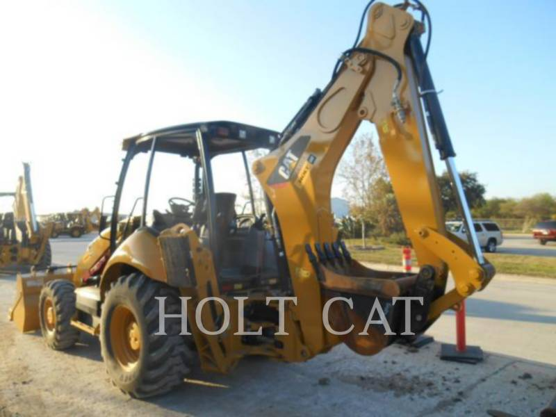 CATERPILLAR BACKHOE LOADERS 420F 4SX equipment  photo 3