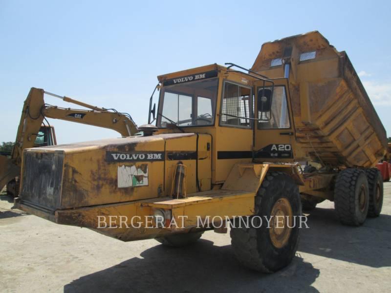 VOLVO CONSTRUCTION EQUIPMENT DUMPER ARTICOLATI A20 equipment  photo 1
