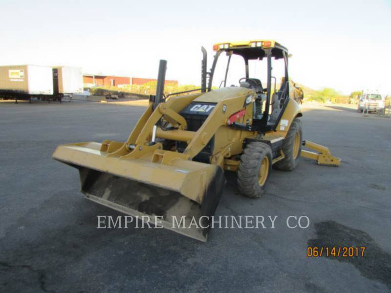 CATERPILLAR RETROEXCAVADORAS CARGADORAS 420F 4EO equipment  photo 4