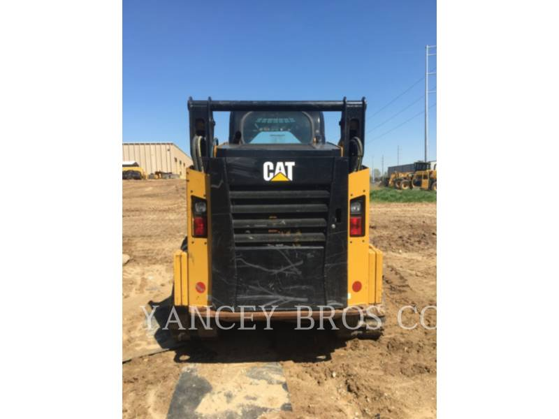 CATERPILLAR SKID STEER LOADERS 259D OR WT equipment  photo 4