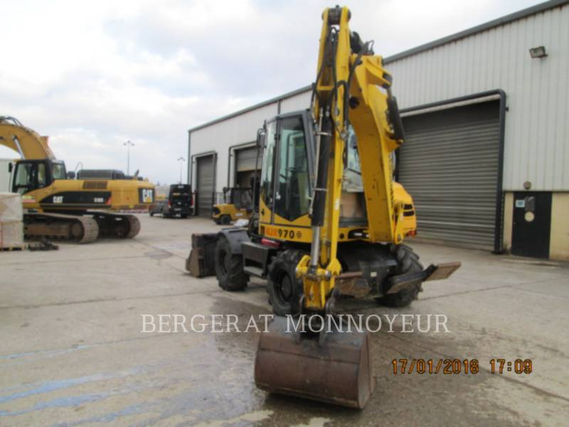 HOULOTTE MOBILBAGGER MJX970 equipment  photo 4