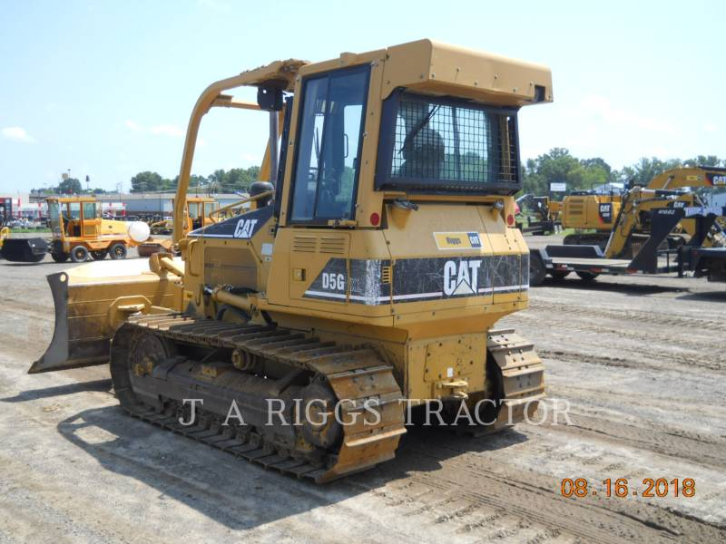 CATERPILLAR KETTENDOZER D5GXL equipment  photo 3