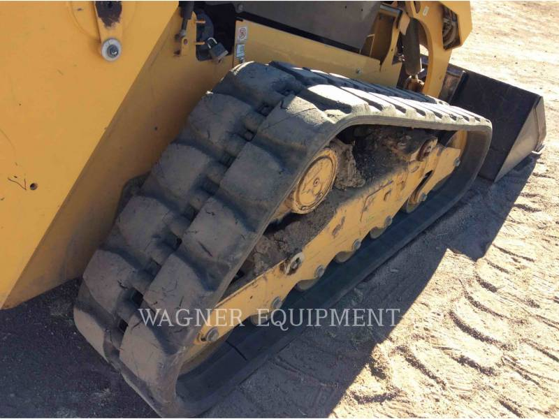 CATERPILLAR PALE CINGOLATE MULTI TERRAIN 279D equipment  photo 9