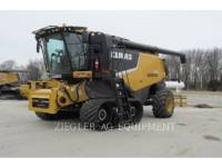 LEXION COMBINE COMBINES 740TT equipment  photo 19