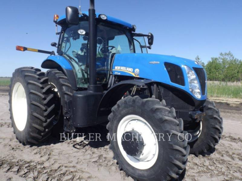 FORD / NEW HOLLAND CIĄGNIKI ROLNICZE T7.235 equipment  photo 2