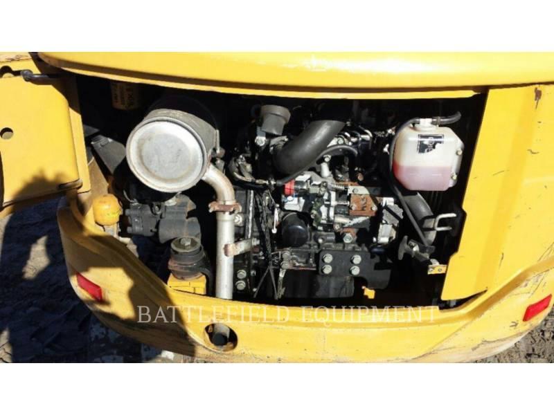 CATERPILLAR PELLES SUR CHAINES 302.5C equipment  photo 9