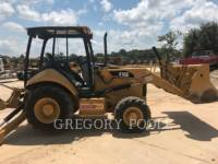 CATERPILLAR BACKHOE LOADERS 416E/4MT equipment  photo 4