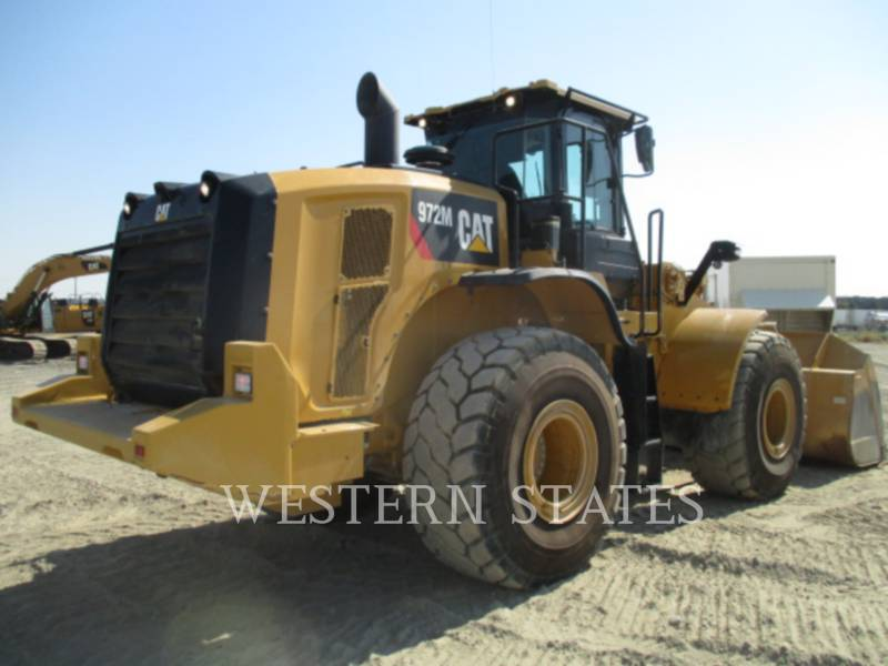 CATERPILLAR ホイール・ローダ/インテグレーテッド・ツールキャリヤ 972M equipment  photo 4