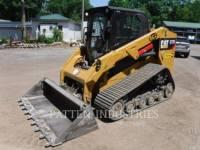 Equipment photo Caterpillar 277D ÎNCĂRCĂTOARE PENTRU TEREN ACCIDENTAT 1