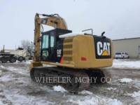 CATERPILLAR PELLES SUR CHAINES 316E L CF equipment  photo 4
