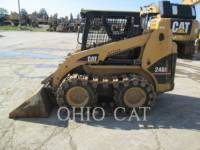 CATERPILLAR SKID STEER LOADERS 246B equipment  photo 3