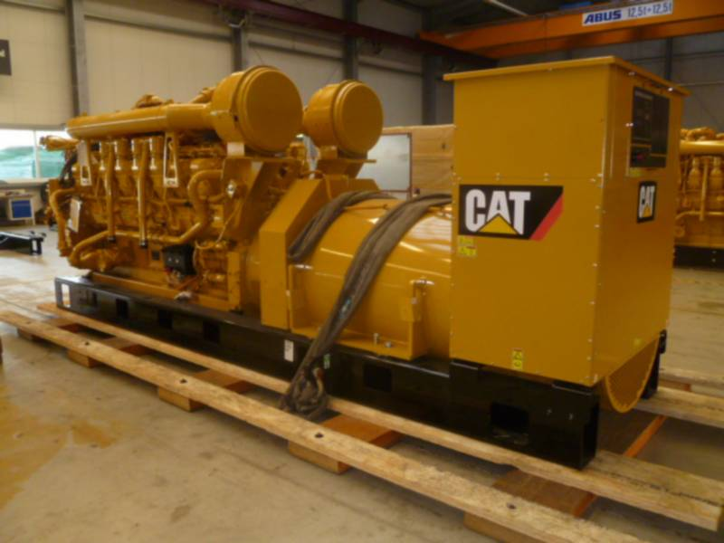 CATERPILLAR STATIONAIRE GENERATORSETS 3516B HD equipment  photo 3