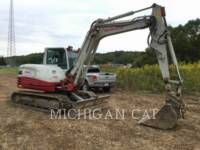 Equipment photo TAKEUCHI MFG. CO. LTD. TB290 RUPSGRAAFMACHINES 1