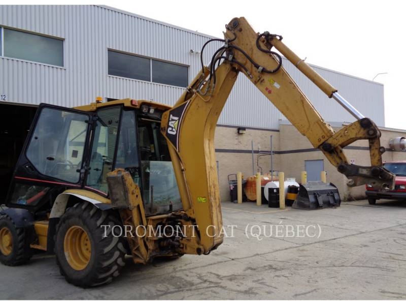 CATERPILLAR BACKHOE LOADERS 430D equipment  photo 2
