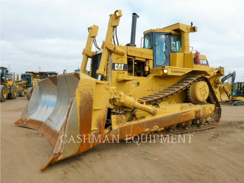 CATERPILLAR KETTENDOZER D10R equipment  photo 1