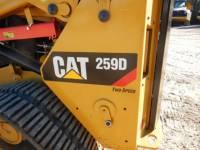 CATERPILLAR 多地形装载机 259 D equipment  photo 24