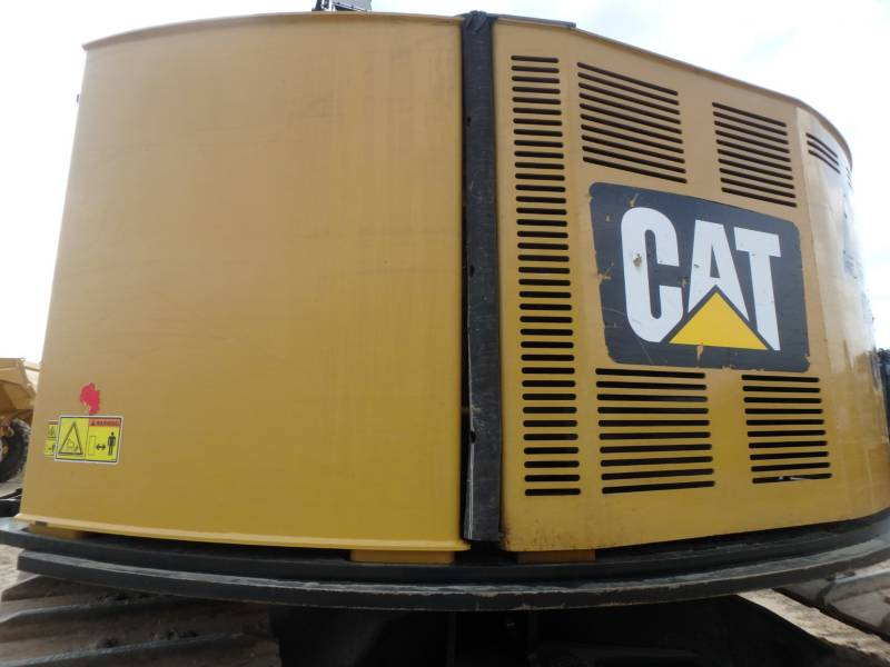 CATERPILLAR FORESTRY - FELLER BUNCHERS - TRACK 521B equipment  photo 15