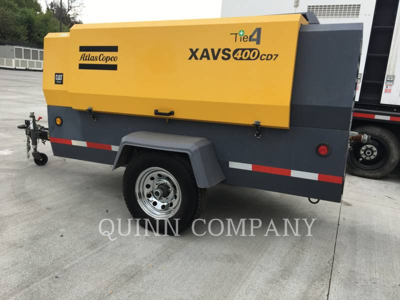 ATLAS-COPCO COMPRESOR AER XAVS400 equipment  photo 1