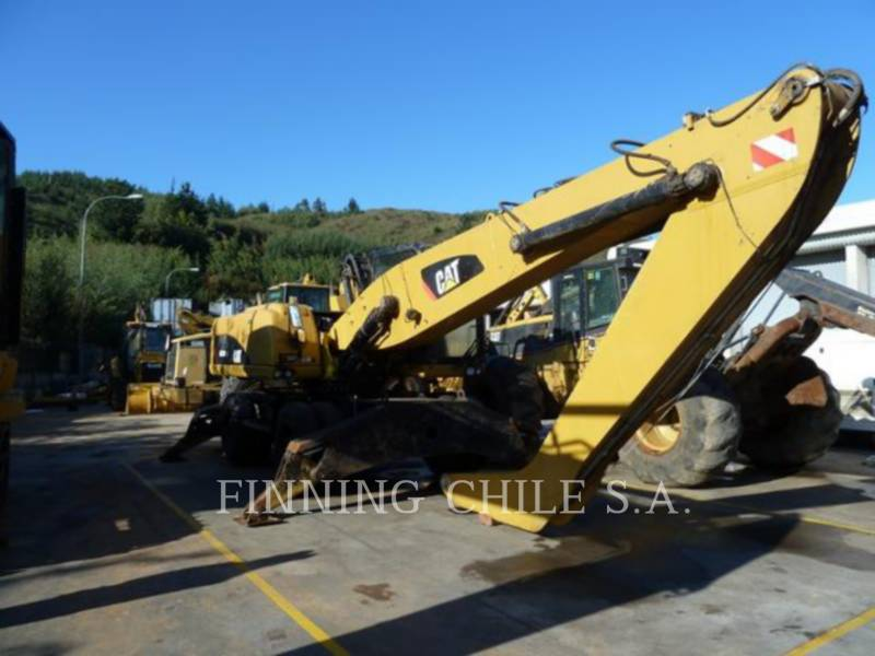 CATERPILLAR PELLES SUR PNEUS M322 D equipment  photo 1
