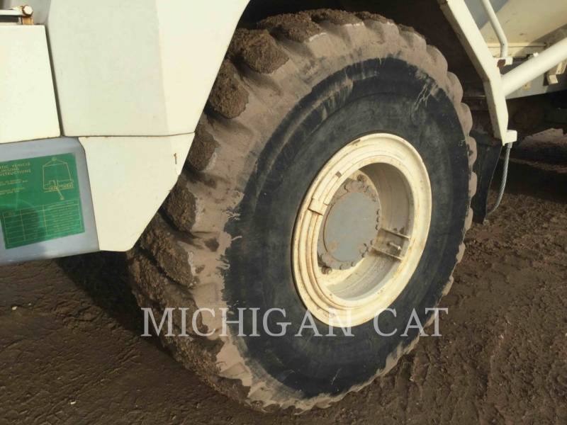 TEREX CORPORATION TOMBEREAUX ARTICULÉS TA30 equipment  photo 16