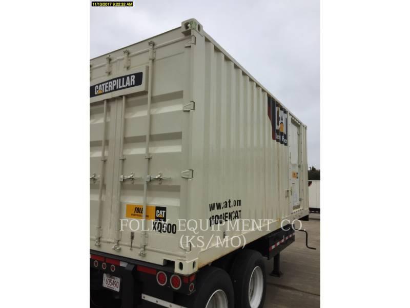 CATERPILLAR ポータブル発電装置 XQ500 equipment  photo 3
