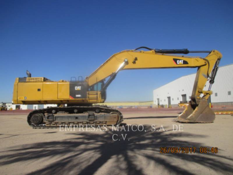 CATERPILLAR TRACK EXCAVATORS 390 D L equipment  photo 3