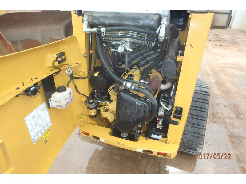 CATERPILLAR MULTI TERRAIN LOADERS 247B3 equipment  photo 11