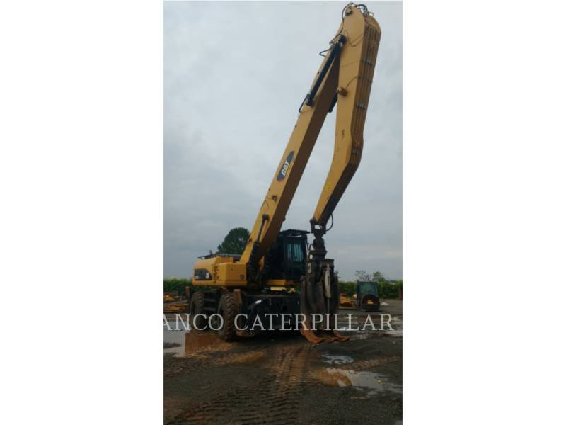 CATERPILLAR EXCAVADORAS DE RUEDAS M325DLMH equipment  photo 2