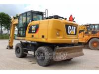 CATERPILLAR PELLES SUR PNEUS M 318 F equipment  photo 3