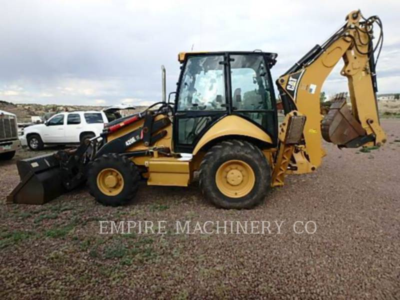 CATERPILLAR BAGGERLADER 420E 4ECIP equipment  photo 2