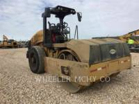 CATERPILLAR EINZELVIBRATIONSWALZE, ASPHALT CS54B C110 equipment  photo 2