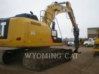 Equipment photo CATERPILLAR 336EL HAMR PELLES SUR CHAINES 1